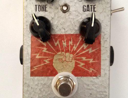"JDM Pedals ""Elektrika"" – Custom Tonebender Mk1 / Zonk Machine"