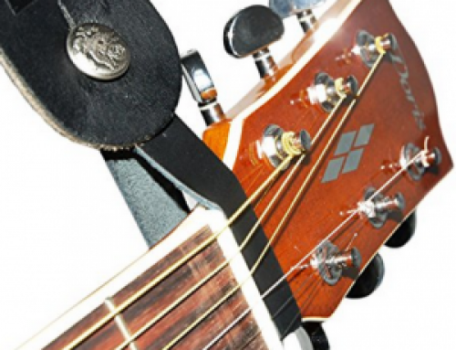 Ready for the Stage: In Tune At All Times, All The Little Details…
