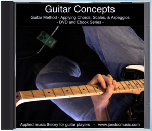Guitar Concepts: Lead Guitar Techniques / Learning the Fretboard