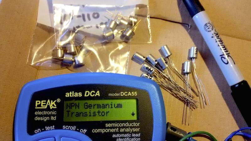diode low voltage germanium datasheet & applicatoin notes ...