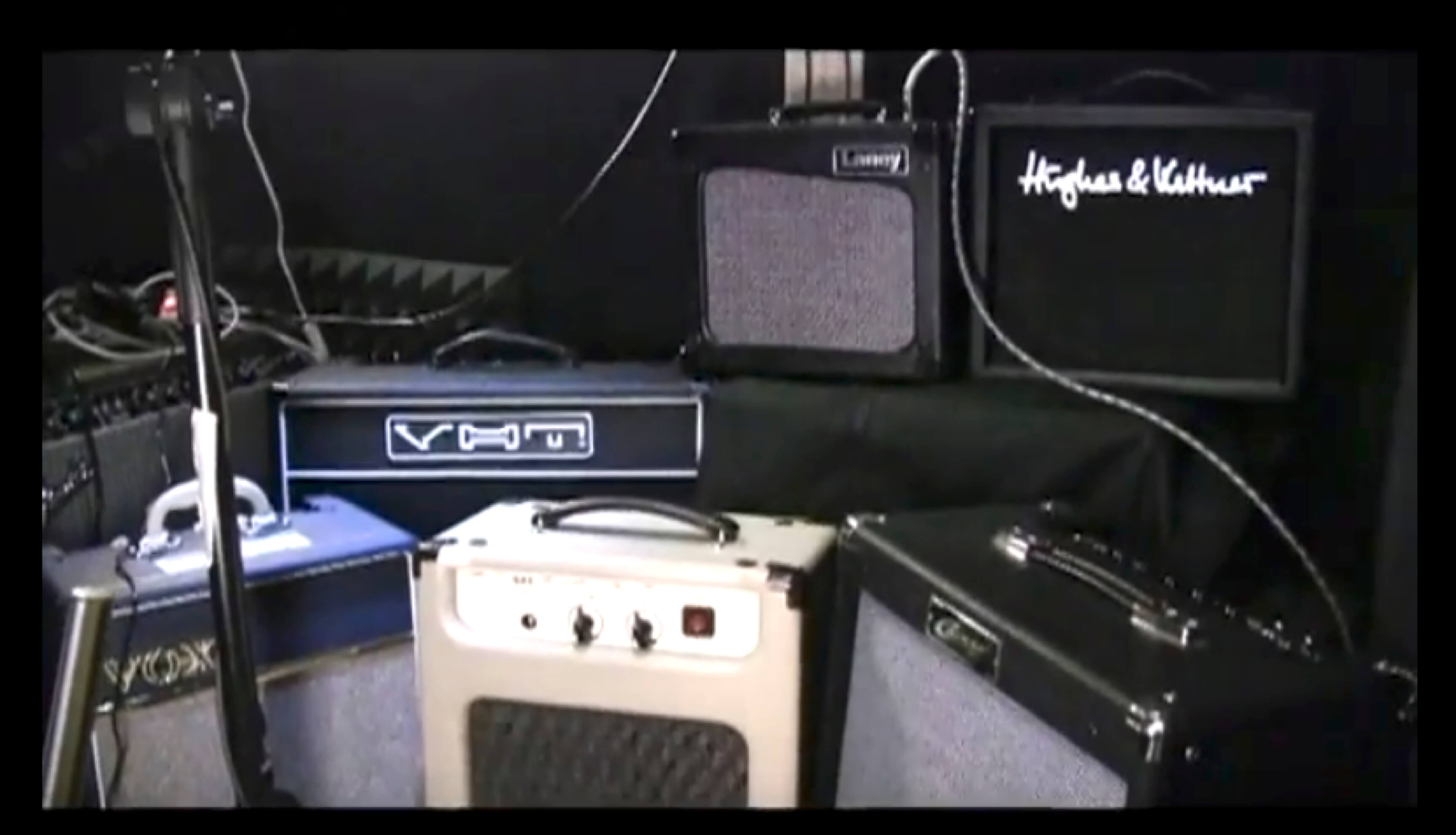 5 Watt Tube Combo Shootout: Vox AC4, VHT Special 6, Laney Cub, Tubemeister 5, Valve Junior,  Career by Felleretta