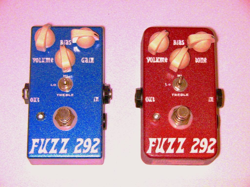jdm pedals fuzz 292 boutique fuzz pedal the best fuzz in town. Black Bedroom Furniture Sets. Home Design Ideas